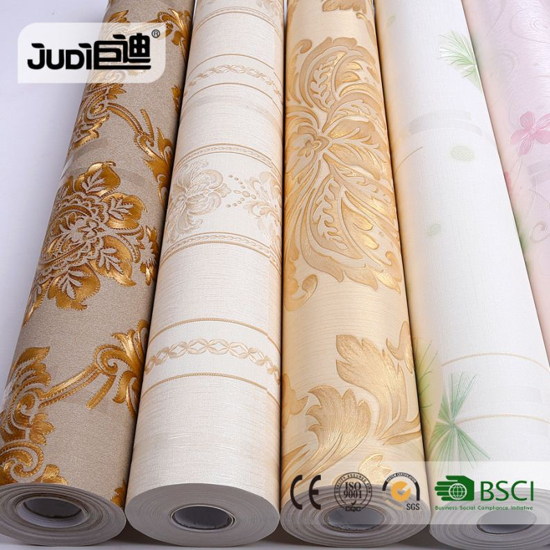 Professional 20 year factory new design high quality 3d printing wallpaper