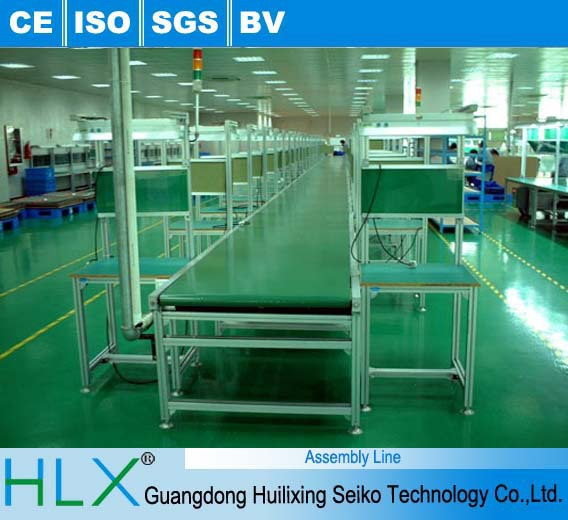 Types of TV Assembly Line with different settings, high quality assmbly lines