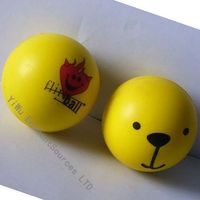 Lovely design non-toxic pu ball