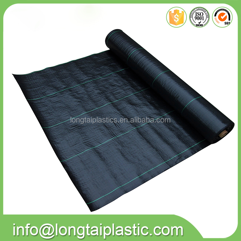 china factory produce stopping grass growing weed mat/PP ground cover