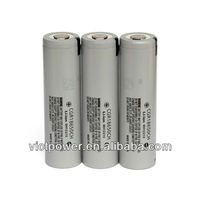 Panasonic 18650 lithium ion 3.6v battery cell CGR18650CG 2250mAh
