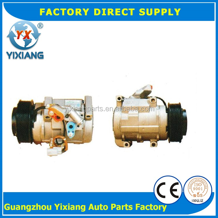 High quality 10S20C car ac automotive air conditioner compressor price 60-02376-NC for toyota Tundra