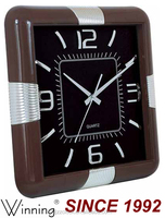 2014 New Design Plastic Quartz Wall Clock