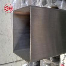 construction materials list galvanized steel RHS tube price per meter