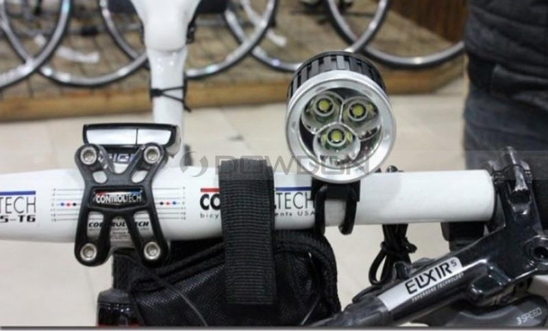 CREE XML T6 HeadLight Bicycle LED Cycle Light Lamp