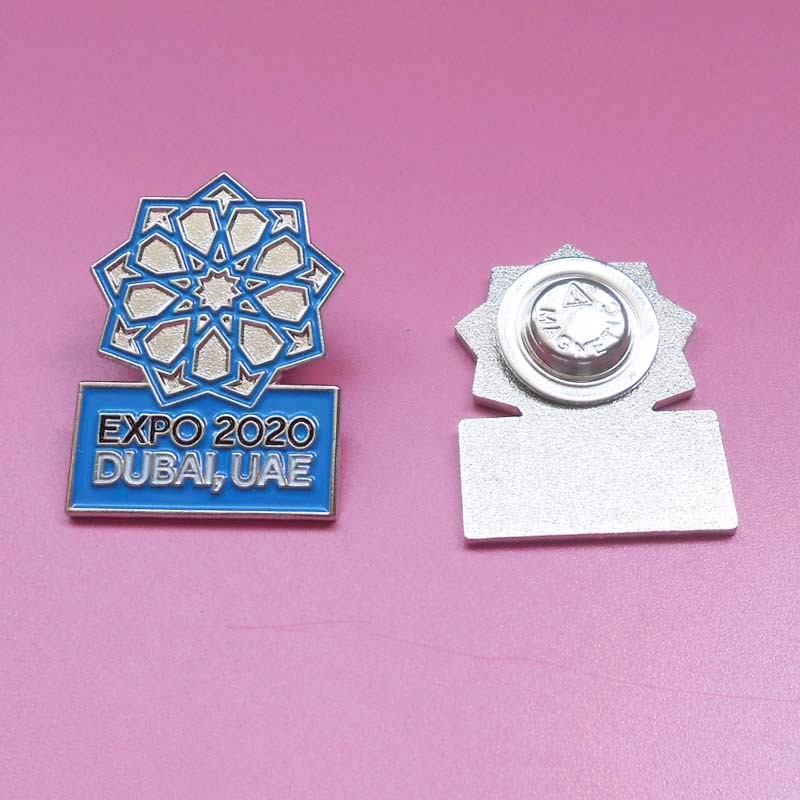 Manufacturers wholesale fashion new badge lapel pin metal crafts