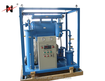 ISO2015 Certified Transformer Oil Purifier Plant, Dielectric oil purification plant