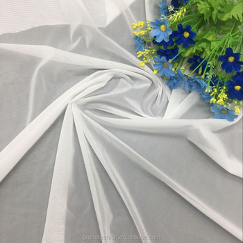 high quality polyester power mesh fabric for clothing