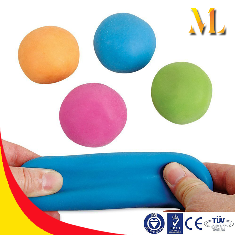 MTB01 Toy Good elasticity tensile extrusion knead stress ball