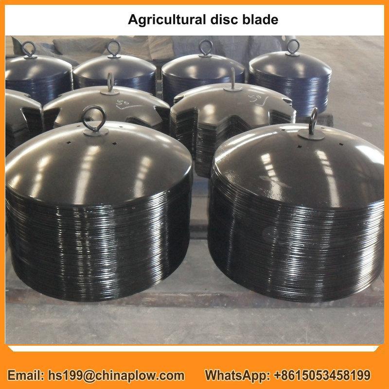 Notched Disc Harrow Blade 1 : Farm disc blades plough harrow notched