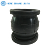 Singel sphere DIN/ANSI flange type nitrile rubber expansion joint