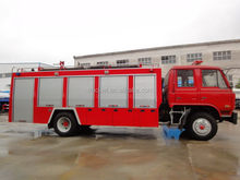 Excellent quality new coming telescopic boom fire fighting truck