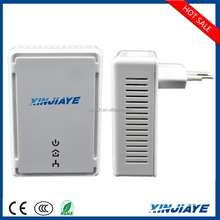 XINJIAYE PLC 500 Mbps AV powerline hdmi extender network adapter for Power, Ethernet, Data, WIFI extender