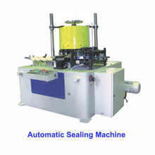 High quality automatic tin can seamer/tin can making machine/round can sealing machine price