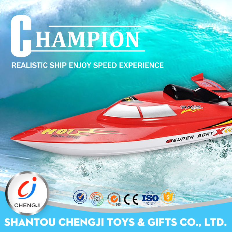 Crazy selling high speed racing jet fishing bait speed rc boat
