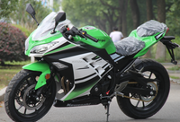 Hot selling in 2017 Ninja 150/200/250/350cc big power heavy motorcycle