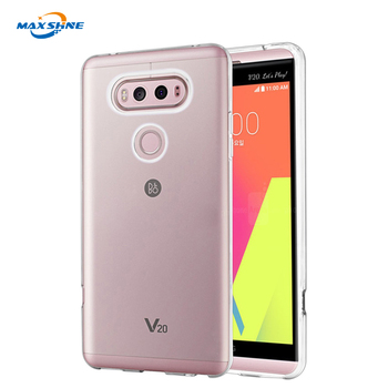 For LG v20 transparent soft tpu cell phone case