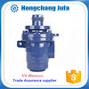 Hydraulic fitting flange conectors coupling for steam ironing machine