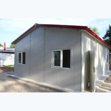 Cheap ready made module homes prefab luxury house for sale