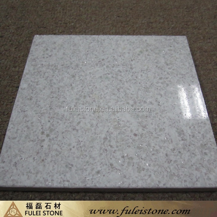 Popular Building Material Pearl White Granote