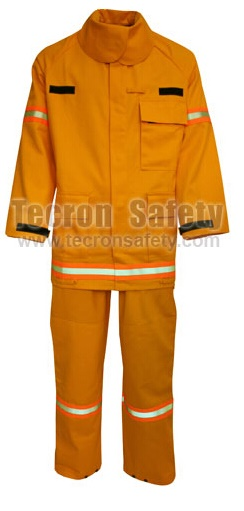 Tecron Safety Forest / Wildland Fire Fighting Uniform / Fire Rescue Clothing