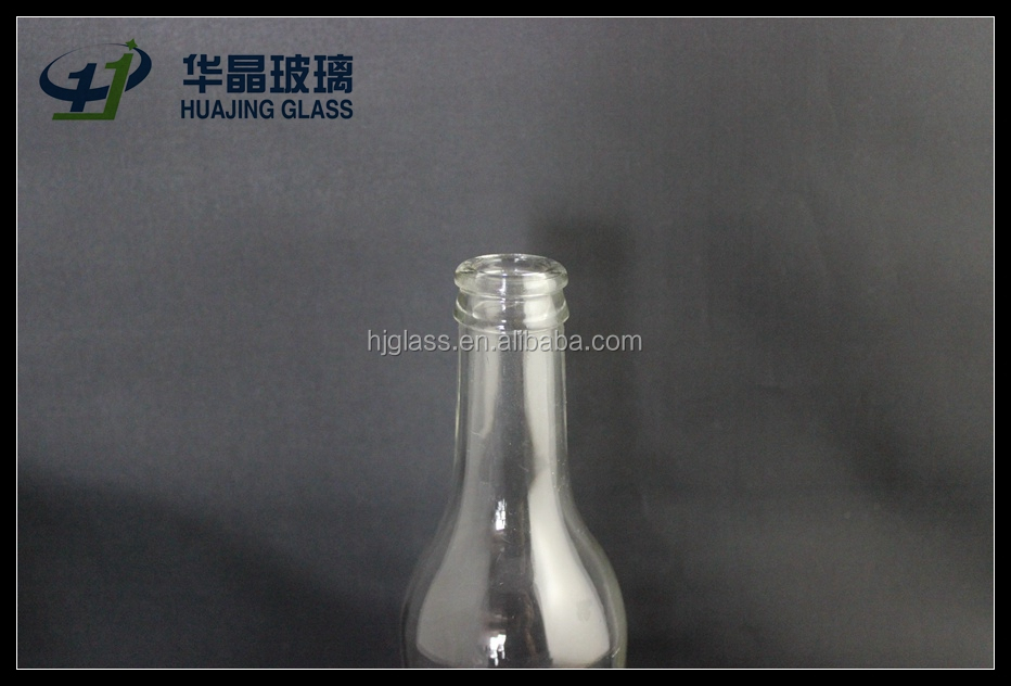 High quality 250ml glass soda bottle bottle lemonade with crown cap wholesale