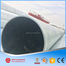 8 inch schedule 40 galvanized steel pipe roughness