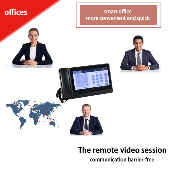 "10"" screen andriod Video VOIP SIP IP Conference Phone"