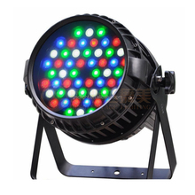 Waterproof Led 54*3w Par Light Led Par Zoom Stage Light Zoom Dmx Par Can