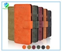 Leather phone case wholesale price PU and PC new wallet phone case for iphone5/5S,6/6s/6 plus,7/7 plus