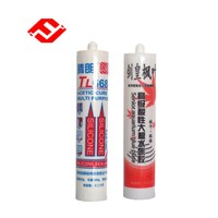 silicone raw material waterproof sealant for plastic