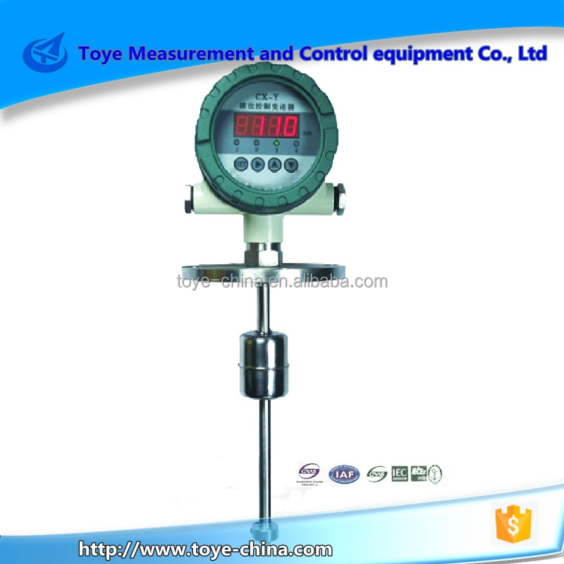 Oil For Measuring Instruments : Oil tank level measurement device in liquid