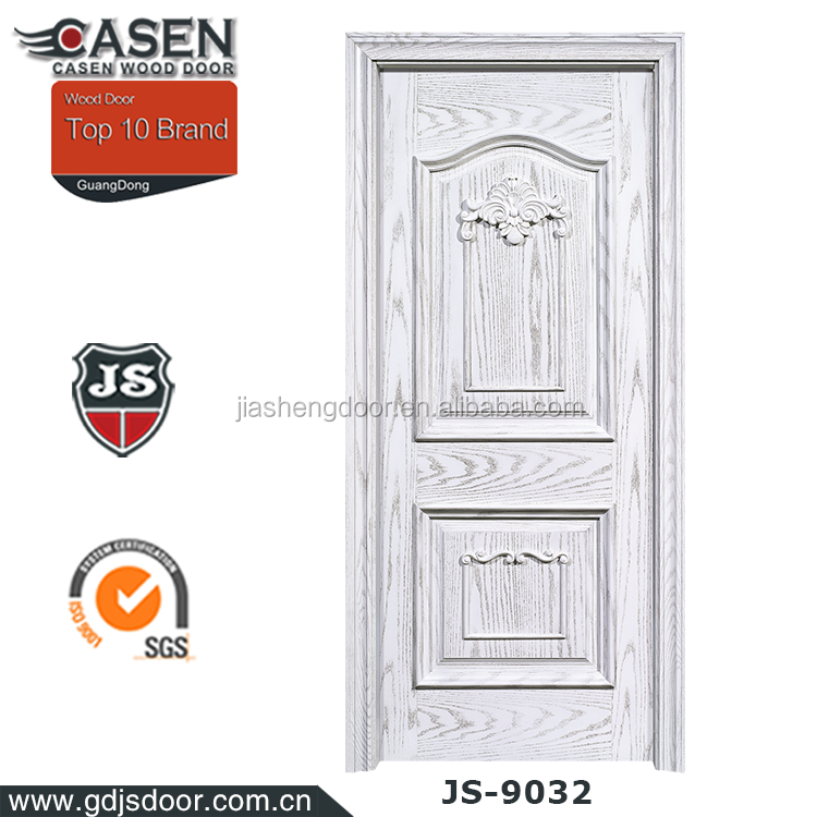 Rome style 2016 hot sale red oak solid wood carving for front door