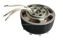 202/80 40kw biggest outrunner bldc motors for electric paramotor