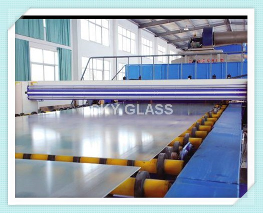 Clear Solar Panel Glass, Solar Panel Low Iron Tempered Glass For Sale