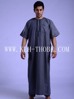 High Quality Arabian thobe ,moroccan kaftan for men Ready goods in factory