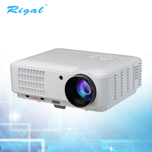 Competitive Price full HD 3D 1080P home theater mini cinema digital android projector with wifi