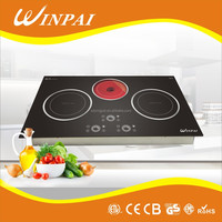 Electric Stove Price In India Three Burner Infrared Induction Cooker