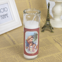 Factory Direct Sell A Variety of Design Glass Candle
