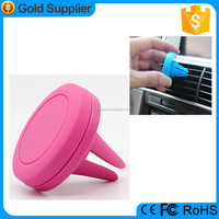 2017 Trending Hot Item Universal Car Air Vent Mount Holder silicone phone stand