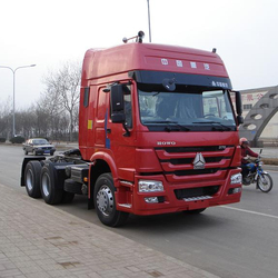 sinotruk howo 6x4 tractor truck low price sale