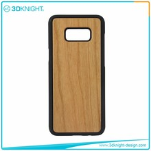 Custom wood case for samsung galaxy s8 plus, case for s8 plus