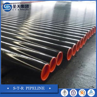 API 5L Gr.B ERW steel line pipe for oil and gas
