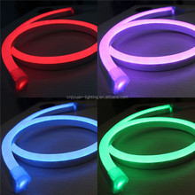 Super Bright rgb led neon flex 13*20mm led neon flex 14.4w red chasing led neon