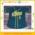 wholesale polyester fabric baseball jerseys