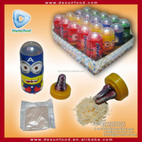 Minions nipple toy candy and sweets sour powder
