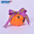 Low MOQ reusable grosgrain halloween gift ribbon packed