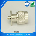 Hot sale l29 connector female right angle for RG174