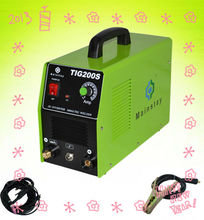 TIG200S Welder including Welding Torches Spare Parts