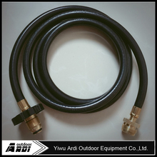 Propane Adapter Hose Assembly High Pressure Replacement with CSA Certified for LP Gas Grill Tank Cylinders Connects